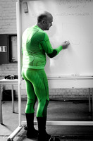Kermit the instructor.