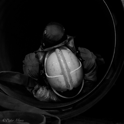 Fireground survival & air management.