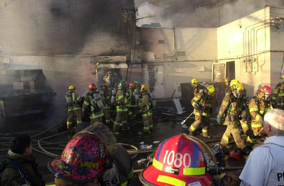 Phoenix fire department, USA
