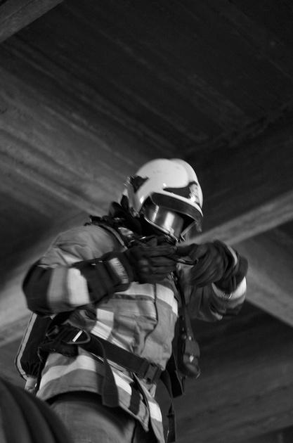 Brussel Fire Department recruits NL 2013 - 2014